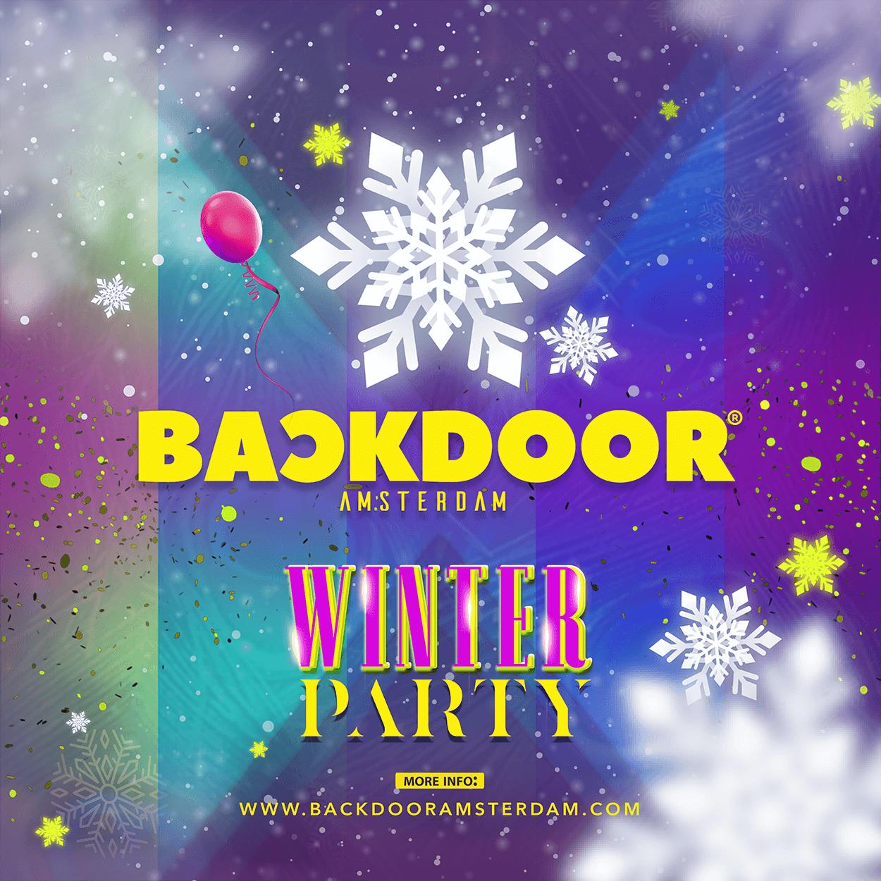 BACKDOOR Winter Party