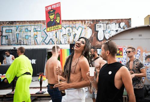 BACKDOOR - Amsterdam Pride 2020 (online)