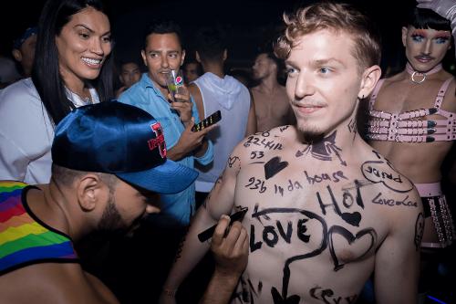 BACKDOOR - Amsterdam Pride 2019